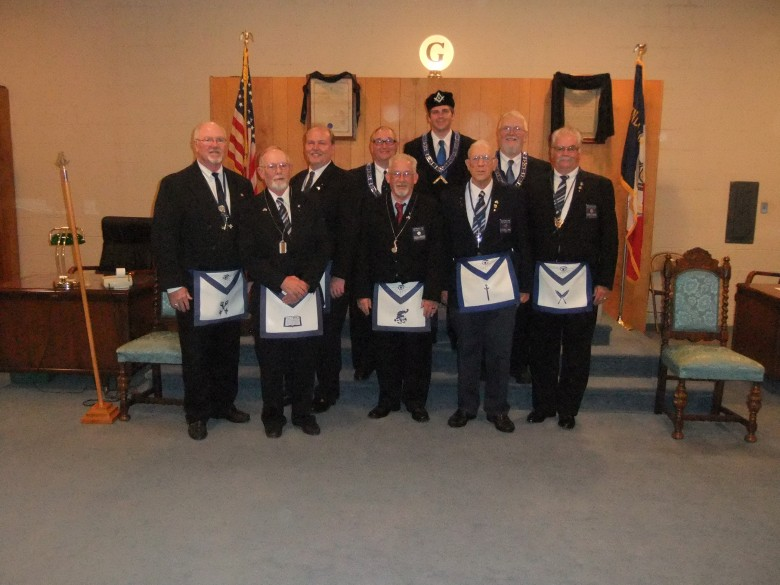 Officers – 2013